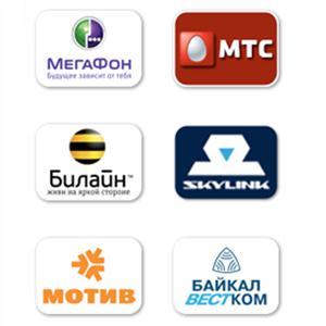 Операторы сотовой связи Шарьи