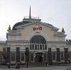 Железнодорожные вокзалы в Шарье