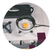 Гостиница Тихий Уголок - иконка «кухня» в Шарье