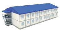 Современная гуманитарная академия - иконка «общежитие» в Шарье